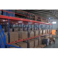 Wholesale Workshop Storage Mezzanine Racking System For Factory And Industrial from china suppliers