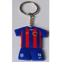 Wholesale Nice looking cartoon multi - colored PVC keychains for business with you own design logo from china suppliers