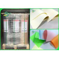 Wholesale 60 70 80gsm Woodfree Paper / Offset Paper FSC Cream Or Other Other Color In Roll from china suppliers