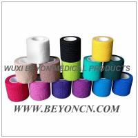 Wholesale Colored Hand Tear Sports Strapping Self Adhesive Tape To Avoid Strains And Sprains from china suppliers