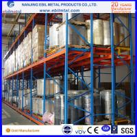 Buy cheap Widely Use in Industry & Warehouse Storage Steel Push Back Racking from wholesalers