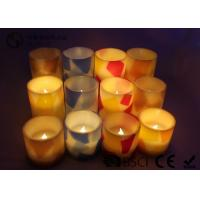 Wholesale Remote Control Flameless Candles Led , Flameless Scented Candles No Dripping from china suppliers