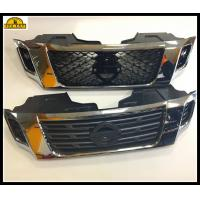 Wholesale Chrome Car Front Bumper Grille Grill Fit For Nissan Navara D23 NP300 2015 - 2017 from china suppliers
