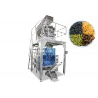 Wholesale CE Raisin Vertical Packaging Machine 0.3 - 1.5g High Accuracy Weight from china suppliers