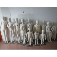 China Factory  direct  sales group cloth mannequin on sale