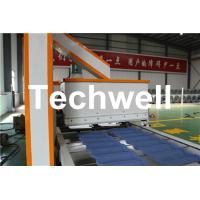Wholesale Metal Colored Stone Coated Roof Tile Machine Environmental Modern Tile Making Machine from china suppliers