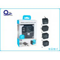 Quality Universal AC USB Power Charger Adapter With 5V 2.4A Dual USB Port for sale