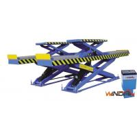 Wholesale Double - Level Height Hydraulic Car Lift , Platform Scissor Lift WD350D from china suppliers