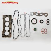 Wholesale For CITROEN C3 C2 C4 1.6 16V Overhaul Package Auto Parts Cylinder gasket sets Full Set Complete Engine Gasket 0197.P4 from china suppliers