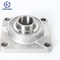 Wholesale SUNBEARING Pillow Block Bearing SF206 Stainless Steel from china suppliers