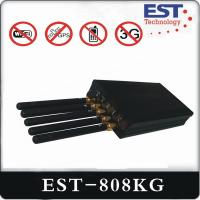 Wholesale WIFI 30dBm GPS Vehicle Tracking Device EST-808KG For Car 5 Antenna from china suppliers