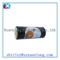 Wholesale airtight round tin box for coffee wholesales from china suppliers