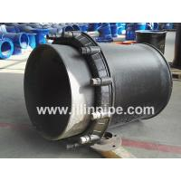 Wholesale Ductile iron pipe fittings, Self restrained lock for DI pipe. from china suppliers