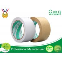 Wholesale LOGO Print Kraft Paper Tape Masking Use And Kraft Paper Washi Paper Material from china suppliers