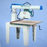 Buy cheap Professional Woodworking Machinery Woodworking Radial Arm Saw Speed 2860r/Min from wholesalers