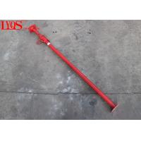 Wholesale Red Powder Coating Adjustable Shoring Posts / Lightweight Acrow Props from china suppliers