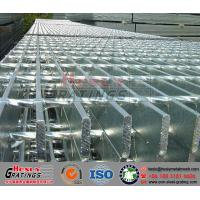 hot dipped galvanised grating