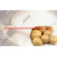 Wholesale commercial potato starch production plant from china suppliers