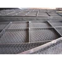 China Anti-Corrosion Knitted Wire Mesh/Mesh Mist Eliminator /  Stainless Steel YORK MESH Demister Mist Eliminator on sale