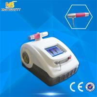 Wholesale Portable White Shockwave Therapy Equipment For Shoulder Tendinosis / Shoulder Bursitis from china suppliers