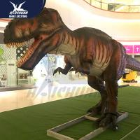 Wholesale Huge outdoor equippement children park animatronic dinosaur model from china suppliers