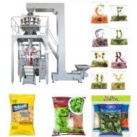 Buy cheap PLC Control Automated Packing Machine / Vertical Form Fill Seal Packaging from wholesalers