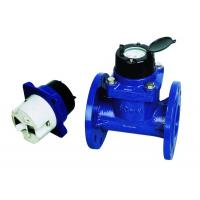 Buy cheap Turbine / Agricultural Irrigation Mechanical Water Meter Woltmann Detachable from Wholesalers