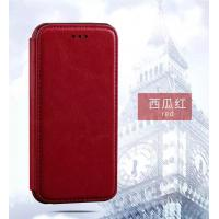 Wholesale Full Protection Iphone 7 Leather Wallet Case Two Card Slot With PC Shell from china suppliers
