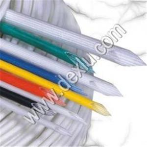 China Silicon Self-extinguishable Fiberglass Sleeving on sale