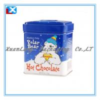 Wholesale Christmas Tin/XL-1007 from china suppliers