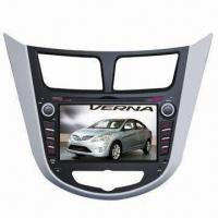 Wholesale Car DVD Player for Hyundai Verna Special Touch Screen, GPS Navigation, Built-in AM/FM Tuner from china suppliers