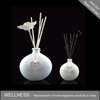 Wholesale White Ceramic Scent Diffuser Personalised Shape For Wedding / Party / Gift from china suppliers