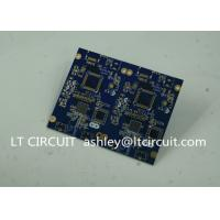 Wholesale Blue Soldering Impedance Controlled PCB Multilayer FR4 for Controller from china suppliers