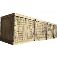 China HESCO Concertainer mil 1 Defence Barrier Wall System for Kuwait for sale
