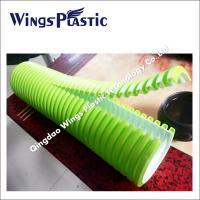 China HDPE DWC Corrugated Pipe Extrusion Machine Manufacturer In China on sale