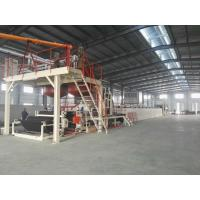 Wholesale Automatic Tile Production Line / Bitumen Backed Carpet Tiles Water - Cooling Control from china suppliers