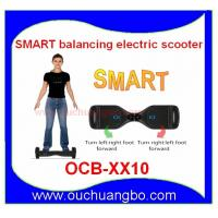 Wholesale Ouchuangbo Smart Self Balancing Electric Scooter wiht small Daul Wheels OCB-XX10 from china suppliers