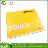 Wholesale (FREE DESIGN) Custom design bubble envelope widely use waterproof yellow kraft bubble mailer envelope from china suppliers