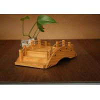 Wholesale 100% Wooden Handmade Sushi Serving Bridge With Customized Printing Logo from china suppliers