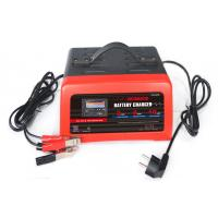 Wholesale Lead Acid Car Battery Charger 6v 24v Automatic Battery Charger , 2a / 6a / 10a from china suppliers