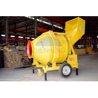 Buy cheap Drum Type 14m3/Hr JZR350 Diesel Concrete Mixer Mchine from wholesalers