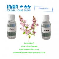 Buy cheap Best selling Concentrated Fruit Flavor/aroma clove Flavor for E Liquid from wholesalers