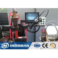 Wholesale Automatic Argon Arc Welding Machine For HV Cable Metal Sheathing Pipe Armoring from china suppliers
