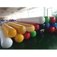 Wholesale PVC Tarpaulin Inflatable Water Toys Barrier Water Pipe For Water Game On Lake SCT EN71 from china suppliers