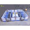 Compound Pig Farrowing Crate / Swine Farrowing Equipment Unique Design