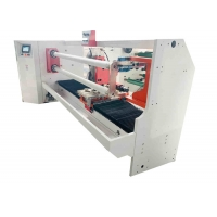 Wholesale PVC Electrical Adhesive 1300mm Tape Roll Cutting Machine from china suppliers