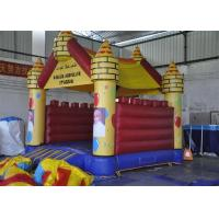 Quality Outdoor Inflatable Bouncer , Commercial Bouncers For Saudi Arabia for sale