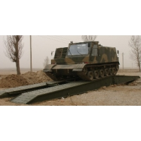 Buy cheap Tracked Load 60t Iron Mechanized Bridge For Medium Rivers from wholesalers