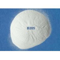 Solid Round Ball Ceramic Blasting Media Zirconia Beads B120 B170 For Stain Finish for sale
