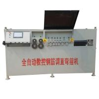 China Steel Bending Machine GTWG4-12A CNC 4-12mm Rebar Stirrup Bending Machine for sale